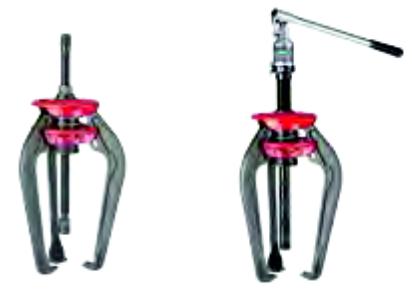 Гидравлические и механические съемники SKF Easy Pull
