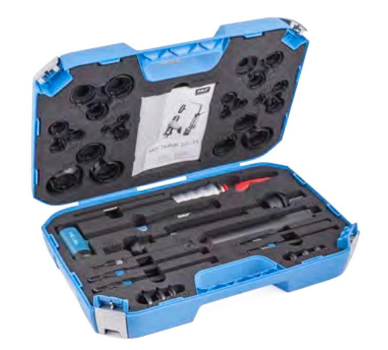 Многофункциональный набор инструментов для быстрого монтажа и демонтажа